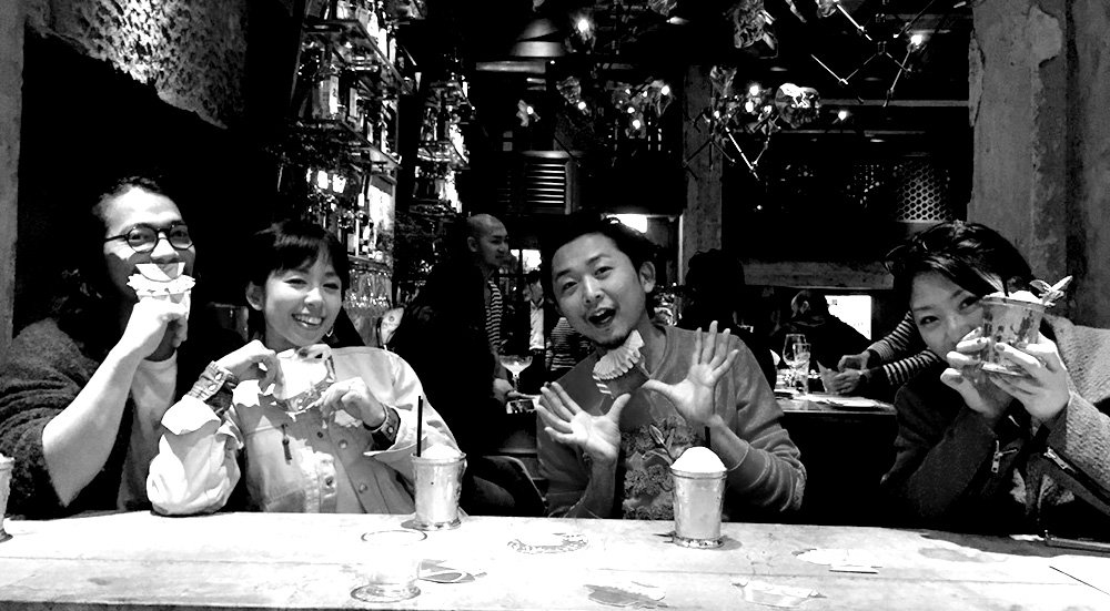 ASSORT HONG KONG オープニングメンバー
